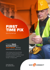 First-time fix rate